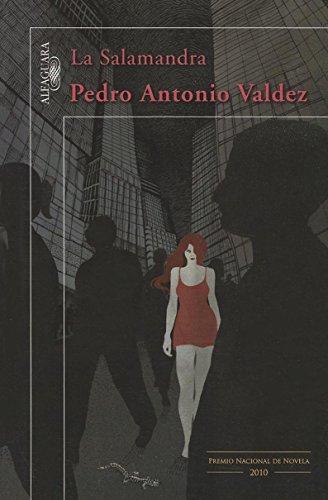 La Salamandra (Spanish Edition)