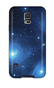 For QoUctrc480joxer Attractive Pleiades Star Cluster Protective YY-ONE Skin/galaxy S5 YY-ONE