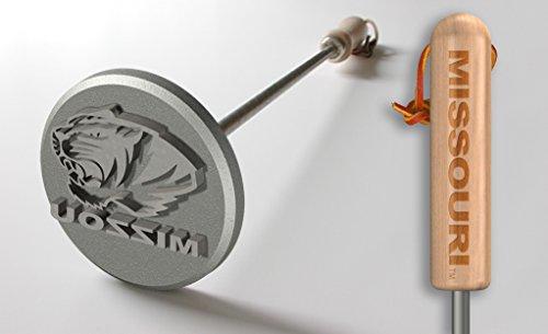 University Branding Iron (University of Missouri Tigers BBQ Branding Iron)