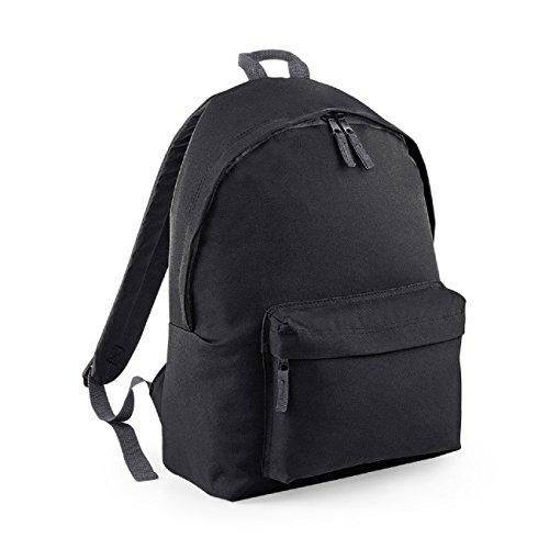 BagBase - Bolso mochila  para mujer Negro - negro