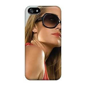 Brand New 5/5s Defender Case For Iphone (girls Glasses Sunglasses)