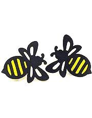 Screen Door Accents Bumblebee 9 x 8.3 cm 2 Pack