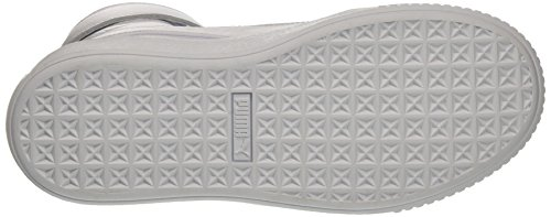 Puma Damen Platform Mid Sneaker Weiß (bianco-bianco)