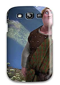 Fashionable JWfTSUc7391GERQG Galaxy S3 Case Cover For Brave 38 Protective Case