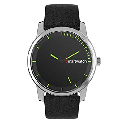 Smart Watch Fitness Tracker with Sleep Monitor Waterproof Wristband Sports Bracelet Pedometer Calorie Counter with Call SMS Alert for Android and iOS Smartphones Estimated Price £30.12 -