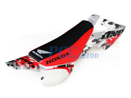 2L ONE GRAPHICS DECALS PLASTIC KIT CRF50 DE07+