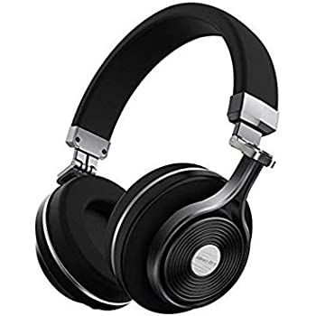 cfff4d858fe Bluedio T3 Extra Bass Bluetooth Headphones On Ear with Mic, 57mm Driver  Folding Wireless Headset, Wired and Wireless Headphones for Cell  Phone/TV/PC Gift ...