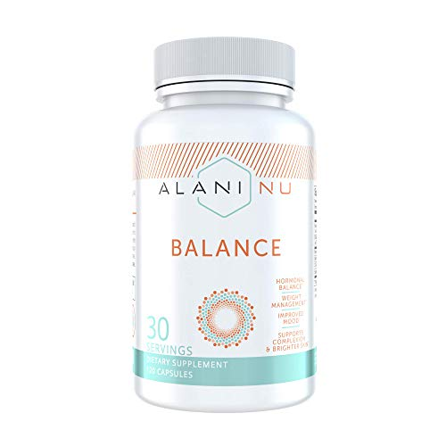 Alani Nu Hormonal Balance Vitamin Supplement for Women, Weight Management and Clear Complexion, 30 Servings (Packaging…