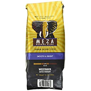 Westrock Coffee Company Meza Morning Blend, Medium Roast, 12-ounce Ground