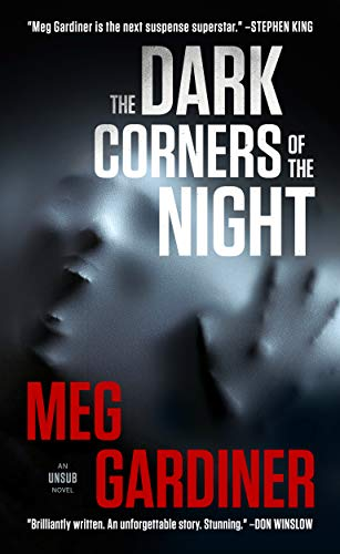 Book Cover: The Dark Corners of the Night
