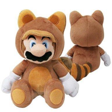 (Sanei Super Mario Raccoon Tanooki 8