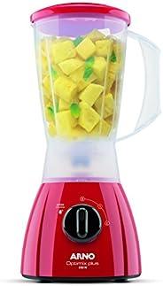 Liquidificador Optimix, Arno LN25, Vermelho