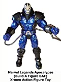 Review: Marvel Legends Apocalypse (Build A Figure BAF) X-men Action Figure Toy