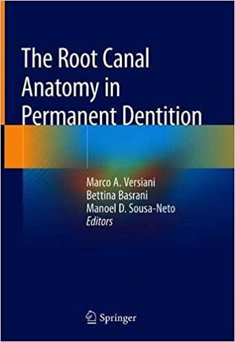 The Root Canal Anatomy In Permanent Dentition 9783319734439