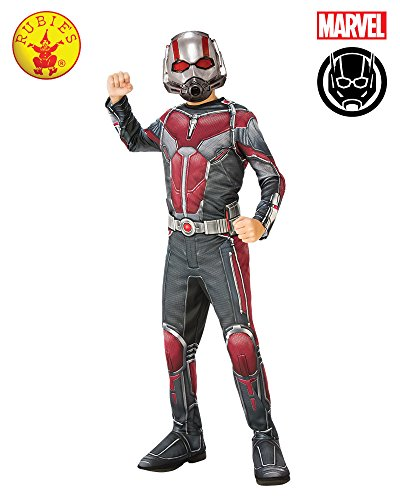 Rubie's Ant-Man Boy's Ant-Man Costume, (Wasp Marvel Halloween Costume)
