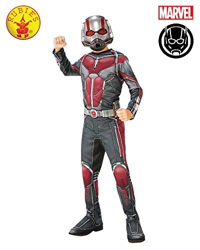 Rubie's Ant-Man Boy's Ant-Man Costume, Medium