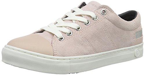 Tommy Hilfiger J1285eanne 1b, Zapatillas para Mujer Rosa (Dusty Rose 502)
