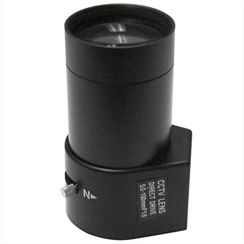 Avemia Lens- 5.0-100mm Auto Iris Electronic Computer Accessories