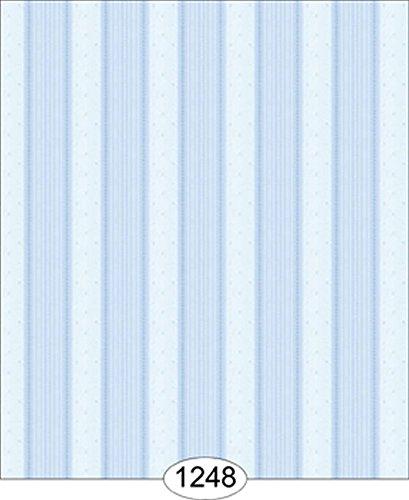 Dollhouse Wallpaper Bella Stripe - Stripes Bella Wallpaper