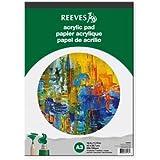 SG Education REV 8490660 Reeves A3 Acrylic Pad