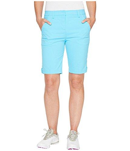観客長老(プーマ) PUMA レディースショーツ?短パン Pounce Bermuda Shorts Blue Atoll 8 L 10 [並行輸入品]