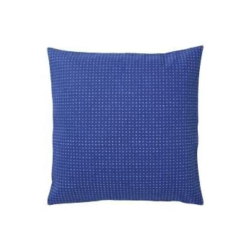 ikea ypperlig cushion throw pillow cover blue 20 x 20 100 cotton home kitchen. Black Bedroom Furniture Sets. Home Design Ideas