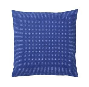 IKEA ypperlig cojín manta funda de almohada azul 20 x 20 cm ...