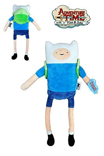AT Adventure Time - Cartoon network plush toy Finn (boy) 17