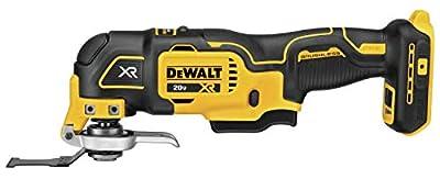 DEWALT DCS356B 20V XR Variable Speed Oscillating Multi-Tool (Tool Only)