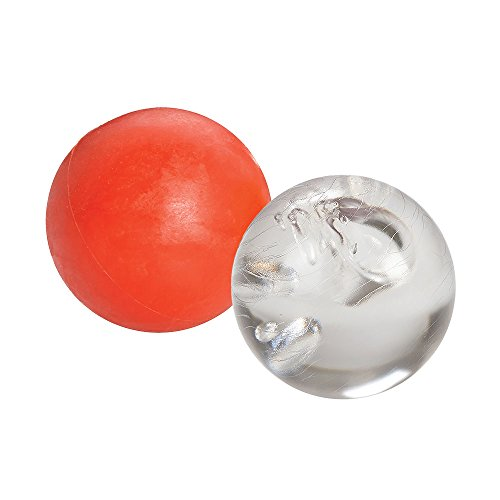 (CCM Sniper's Edge Hockey Stickhandling Balls - Skillz,)