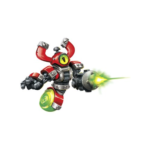 RoomMates Skylanders SWAP Force Magna Charge Peel and Stick Giant Wall (Skylander Magna Charge)
