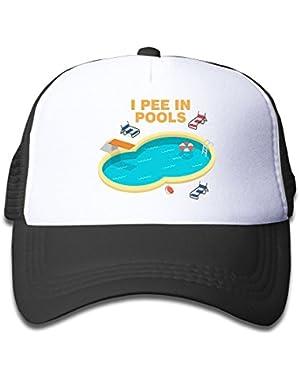 I Pee In Pools Baby Cute Hat
