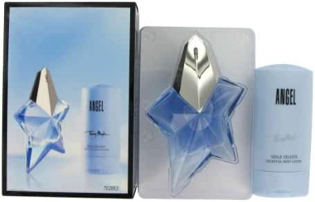 Thierry Mugler Angel Set for Women (1.7 Eau de Parfum Spray, 3.5 Body Lotion)