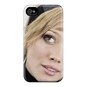 Faddish Phone Hilary Duff Case For Iphone 4/4s / Perfect Case Cover