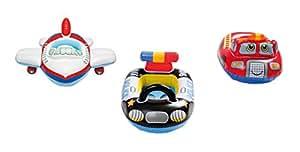 Kids leave float 59586NP texture pattern (japan import)