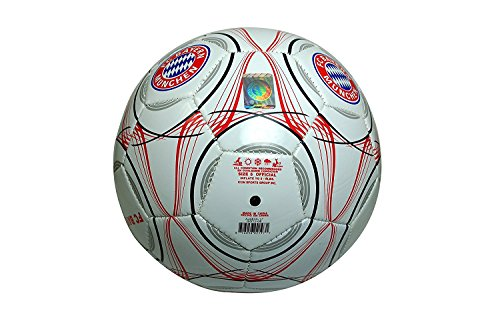 fan products of FC Bayern Munich Authentic Official Licensed Soccer Ball Size 5 -03-1