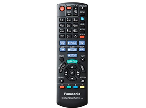 Panasonic Remote Control Originally Supplied with DMPBDT2...