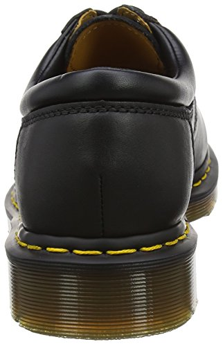 8053 Martens Boot Dr Collar 5 unisex Eye Padded adult Black qtFdTwd4