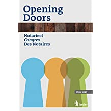Nieuwe vormen van vastgoed: Verslagboek Notarieel congres 2017 (French Edition)