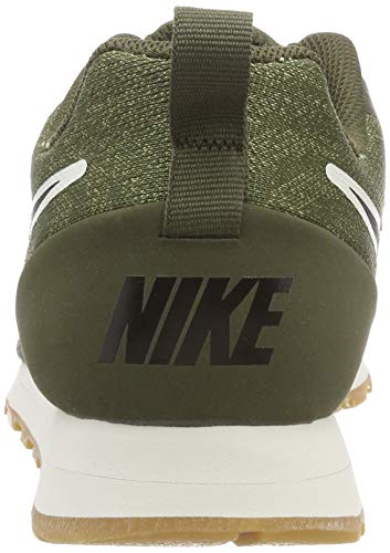 Runner MD Homme Olive Basses Neutral Mesh 001 Khaki 2 Cargo NIKE Sneakers Eng Black Multicolore 5R0q5Bd