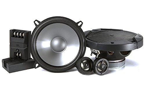 """JBL GT7-5C 5-1/4"""" 2-Way GT7-Series Component Speaker Pair Sy"""