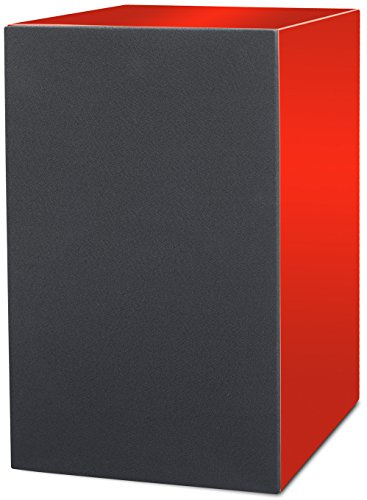 Pro-Ject Box - Speaker Box 5 - Red Surround Audiophile Books