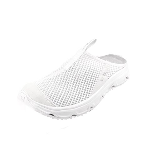 Salomon Rx Slide 3.0, Zapatillas de Running para Asfalto Unisex Adulto Blanco (White/white/silver Metallic-x)