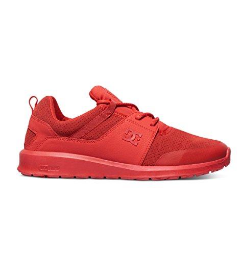 DC Herren Heathrow Presti M Shoe Low-Top Red/Red/Red
