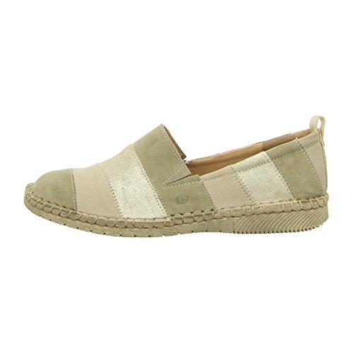 Josef Seibel Mujeres Sofie 23 Slip On Casual Shoe Natur Mlti
