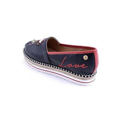 Love Moschino , Damen Sandalen schwarz schwarz
