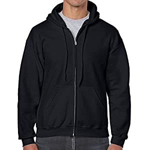 Fender Guitars Zipped Hoodie Pullover Hooded Jacket