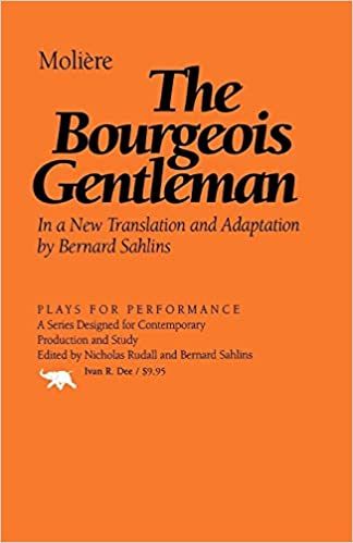 the bourgeois gentleman plays for performance series