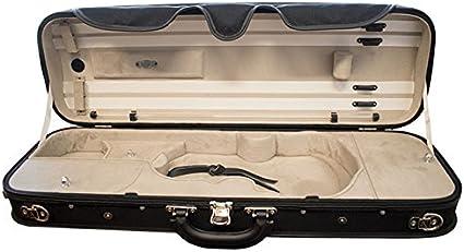 NEGRI Milano - Estuche para violín: Amazon.es: Instrumentos musicales