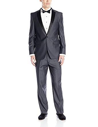 U.S. Polo Assn. Mens Tuxedo, FRE3953T Grey, 44 Regular: Amazon.es ...